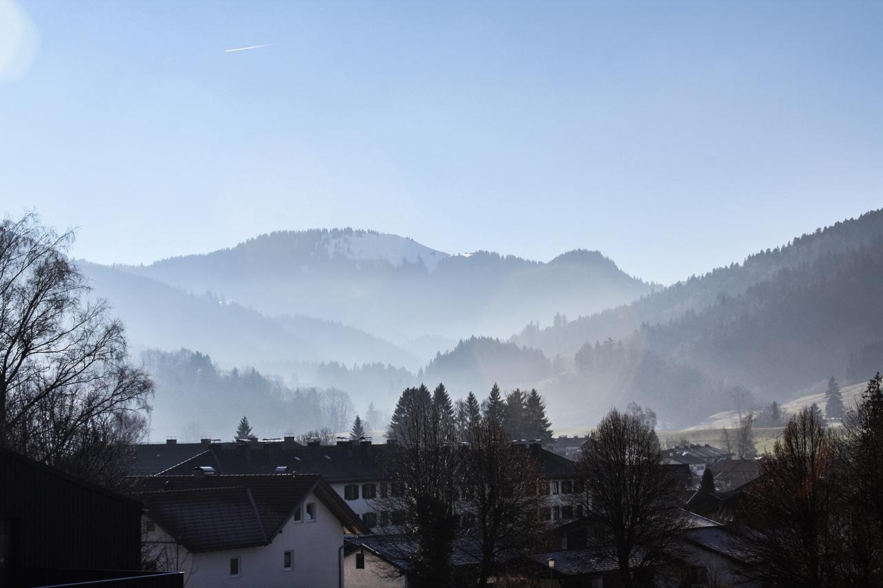 Morning in Karma Bavaria