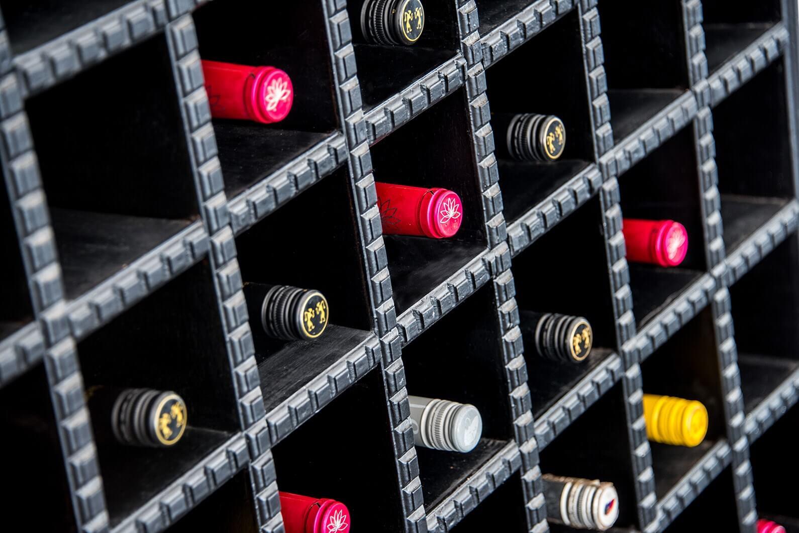 Karma Royal Benaulim Wine Collection