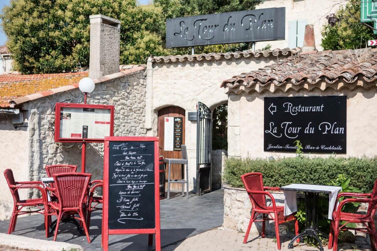 Local Area Restaurant