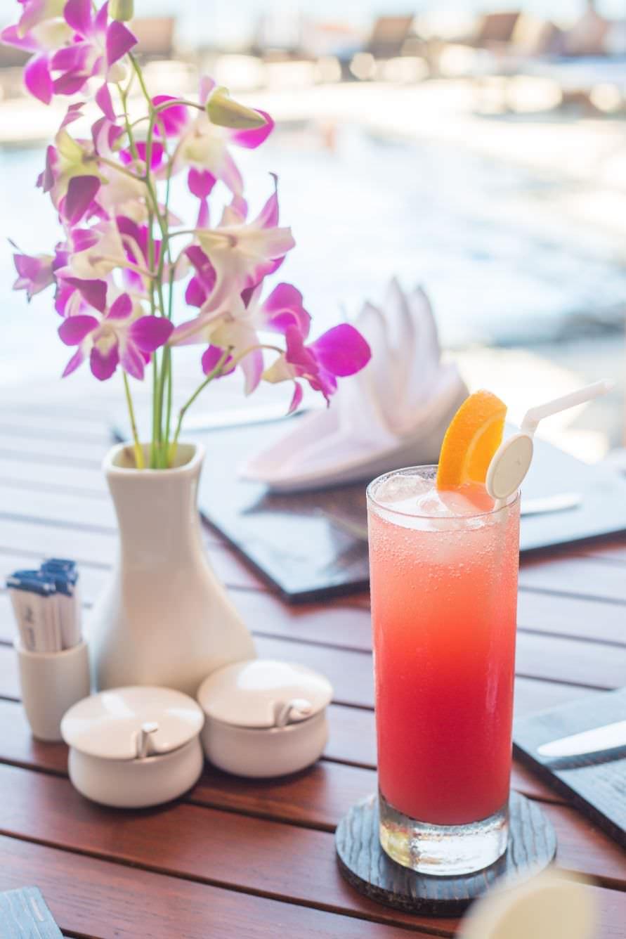 Karma Royal Candidasa Cocktail