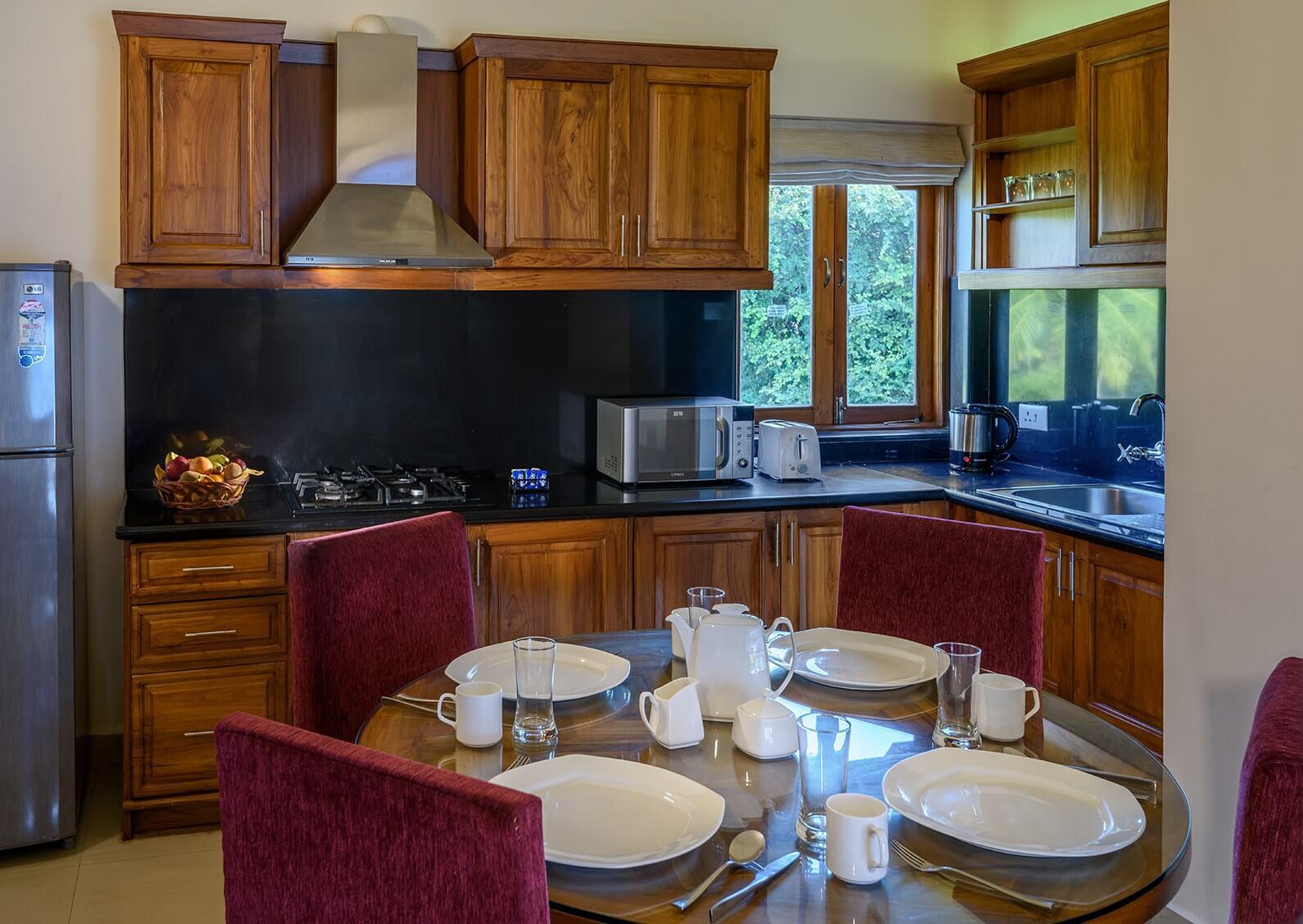 Karma Royal Haathi Mahal Kitchen